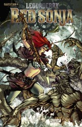 Legenderry Red Sonja #02