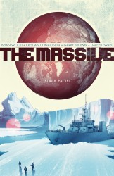 The Massive Vol.1 - Black Pacific