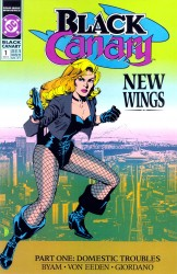 Black Canary (Volume 1) 1-4 series