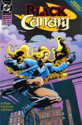 Black Canary (Volume 2) 1-12 series