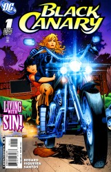 Black Canary (Volume 3) 1-4 series