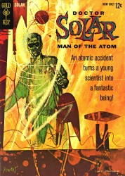 Doctor Solar Man of the Atom (1-31 series) Complete