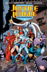 Justice League International Vol.5