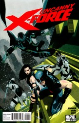 Uncanny X-Force Vol.1 #01-35 Complete