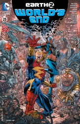 Earth 2 - World's End #25