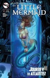 Grimm Fairy Tales Presents The Little Mermaid #02