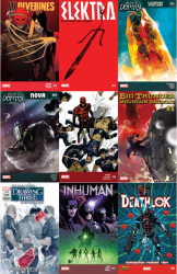 Collection Marvel (25.03.2015, week 12)
