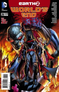 Earth 2 - World's End #26