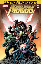 Download Avengers - Ultron Forever #01