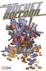 Rocket Raccoon #10