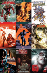 Collection Marvel (01.04.2015, week 13)