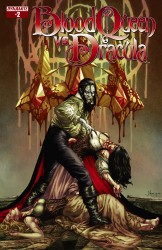 Blood Queen Vs Dracula #02