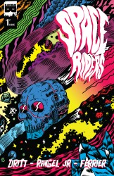 Space Riders #01