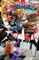 Convergence - Nightwing - Oracle #1