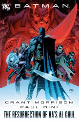 Batman - The Resurrection of Ra's Al Ghul