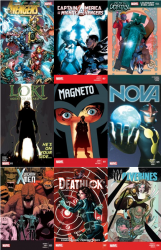 Collection Marvel (15.04.2015, week 15)