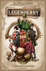 Legenderry - A Steampunk Adventure Vol.1 (TPB)