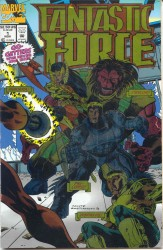 Fantastic Force (Volume 1) 1-18 series