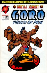 Mortal Kombat: Goro, Prince of Pain (1-3 series) Complete