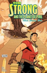 Tom Strong and the Planet of Peril #03