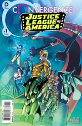 Convergence – Justice League Of America #1
