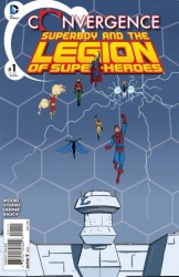 Convergence – Superboy and The Legion of Superheroes #1