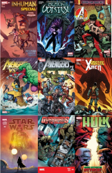 Collection Marvel (22.04.2015, week 16)