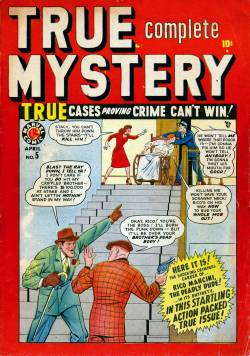 True Complete Mystery #05-08 Complete