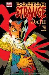 Doctor Strange - The Oath #01-05 Complete