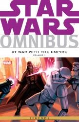 Star Wars Omnibus - At War With The Empire Vol.1