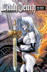Lady Death - Apocalypse #04