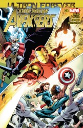New Avengers - Ultron Forever #01