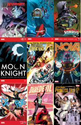 Collection Marvel (29.04.2015, week 17)