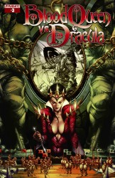 Blood Queen Vs Dracula #03