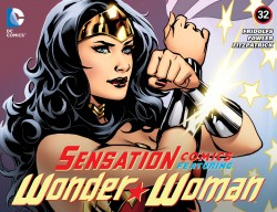 Sensation Comics Featuring Wonder Woman #32