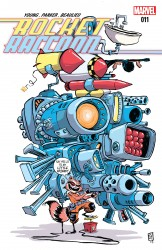Rocket Raccoon #11