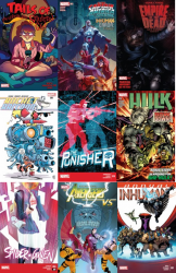Collection Marvel (06.05.2015, week 18)