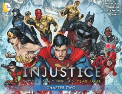 Injustice – Gods Among Us – Year Four #2