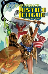 Convergence - Justice League International #2