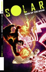 Solar - Man of the Atom #12