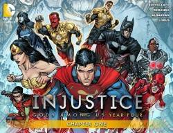 Injustice – Gods Among Us – Year Four #1