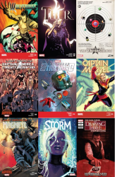 Collection Marvel (13.05.2015, week 19)