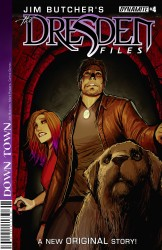 The Dresden Files - Down Town #04