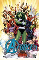 A-Force #01