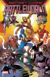 Secret Wars - Battleworld #01