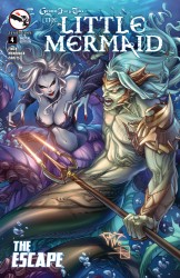 Grimm Fairy Tales Presents The Little Mermaid #04