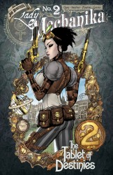 Lady Mechanika - The Tablet of Destinies #2