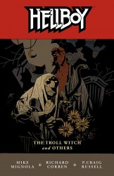 Hellboy Vol.7 - The Troll Witch and Others