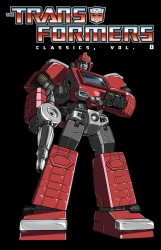 The Transformers - Classics Vol.8