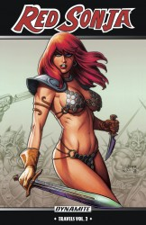 Red Sonja - Travels Vol.2 (TPB)